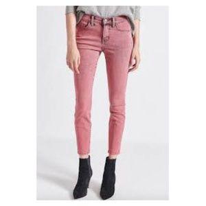CURRENT ELLIOTT | Stiletto Jeans in Acid Pink